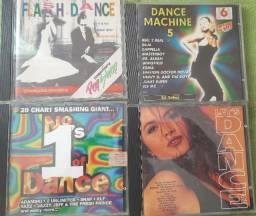 CDs Disco Dance