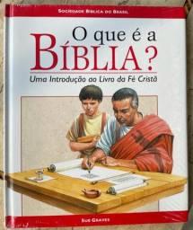 Livro Bíblia ilustrada