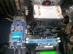 Vendo kit Xeon E3 1220 8 GB de RAM
