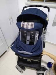 Oferta Carrinho de bebê + bebê conforto
