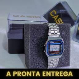 Relogio Casio Vintage Novo na Caixa (ENTREGA EM CASA GRÁTIS)