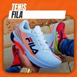 Título do anúncio: Tênis Tenis Fila Top Lançamento (Leia com Atenção)
