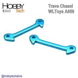 Título do anúncio: Trava Chassi Wltoys A959 A979 Rc Car