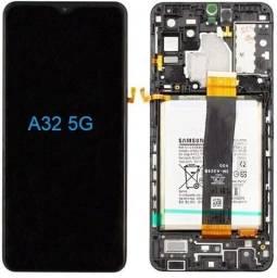 Tela / Display para Samsung A32 Incell - Melhor Preço do ES e Instalação em 30 Minutos!