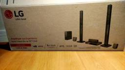 Home Theater LG LHb 645n Blu-Ray 5.1 - 1000W  Lacrado na caixa 1 Ano de Garantia em 12 x