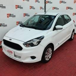 Ford ka se hatch 1.0 2015 branca