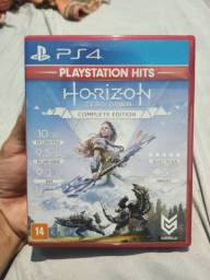Título do anúncio: Horizon zero dawn Jogo de PS4 Mídia física