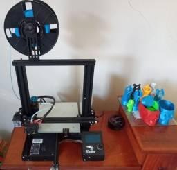 Impressora Ender 3D