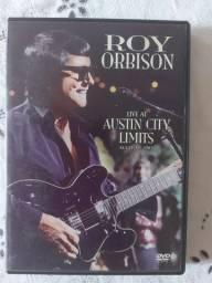 Dvd Roy Orbison Live Austin City Limits