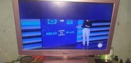 Vendo essa TV pra retirada de peças ela de 24polegadas marca Philco