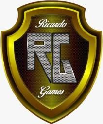 RICARDO GAMES ACESSÓRIOS PARA TODOS VIDEOGAME ASSISTÊNCIA TÉCNICA