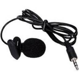 Microfone Lapela P2 3.5 MM