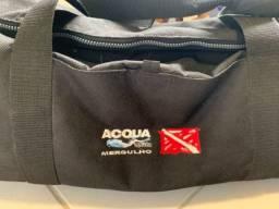 Mochila para equipamentos de mergulho!