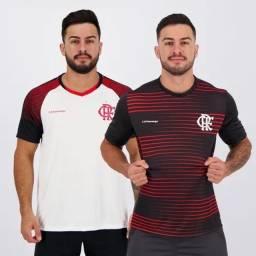 Kit De 2 Camisas Flamengo New Ray