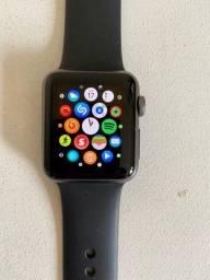 Apple Watch series 1 38mm parcelado no cartão