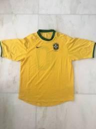 Camisa Brasil 2000 Oficial