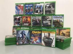 Título do anúncio: JOGOS PARA Xbox one e Xbox series s|x
