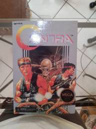 Action Figure Neca Contra ( Vídeo Game )