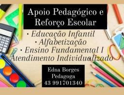 Aulas Particulares para Educação Infantil e Ensino Fundamental I