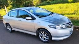 Honda City 11/12 EX automático 1.5 i-VTEC 16v FLEX