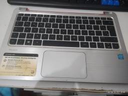 Teclado Hp P Notebook Com Moldura Pavilion X360 11 N022br