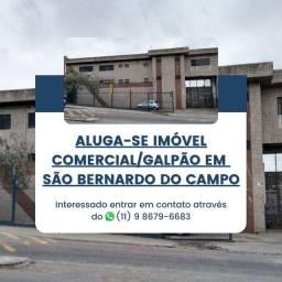 Galpão/Depósito/armazém para alugar