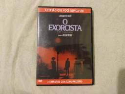 Dvd original - O exorcista (venda ou troca)