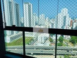 Título do anúncio: Apartamento com 3 dormitórios para alugar, 81 m² por R$ 3.500/mês - Boa Viagem - Recife/PE