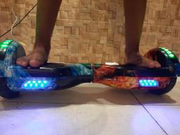 hoverboard com caixa de som bt