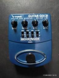 Pedal bheringer gdi21 Pre Amp