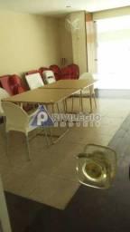 Título do anúncio: Apartamento à venda, 1 quarto, 1 suíte, 1 vaga, Humaitá - RIO DE JANEIRO/RJ