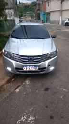 Honda city 2012 leilão 1.5 flex