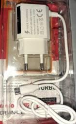 Carregador Turbo pra celular