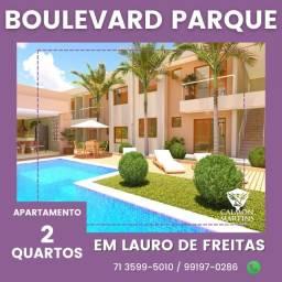 Apartamento com 2 quartos + suíte, Boulevard Parque Residencial - Oportunidade
