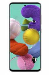 Smartphone Samsung Galaxy A51 Preto 128GB<br><br>