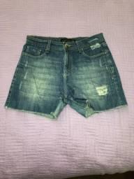Short jeans zara - Tam: 38/40