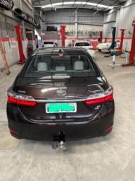 Toyota Corolla 18  IPVA 2021 PG