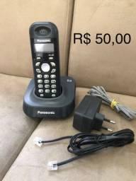 Telefone sem fio - Panasonic