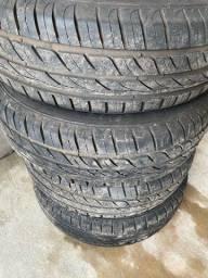 Vendo jogo de pneus 14