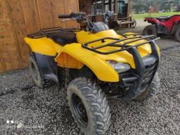 Quadriciclo Honda Fourtrax 420 4x2 2009
