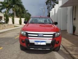 Ford ranger 2.5 ano: 2014 (parcelamos)