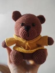 Título do anúncio: Urso amigurumi