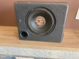 Caixa de som amplificada boog
