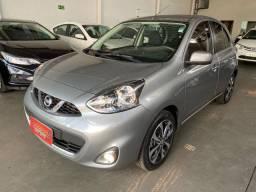 Nissan March SL 1.6 15/16 IPVA 2021 PAGO