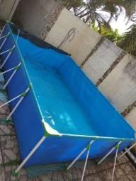Vendo piscina 10000lt