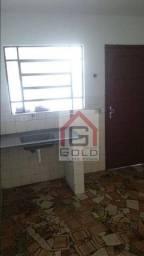 Casa com 1 dormitório para alugar, 50 m² por R$ 900,00/mês - Vila São Pedro - Santo André/