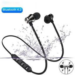 Fone de ouvido  XT11 Bluetooth 4.0 stereo sem fio