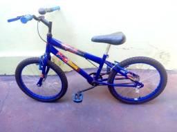 Bicicleta Infantil Aro 20 em Excelente Estado ( Como Nova )