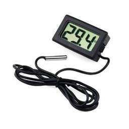 Termômetro Digital Freezer Geladeira Aquario Chocadeira