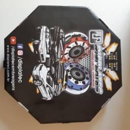 Kit de Embreagem de Cerâmica Street Light 2 - Displatec - VW a ar